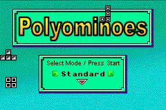 Thumbnail 1 for Polyominoes
